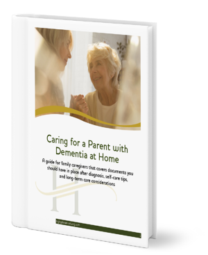 Guide to Caring for Someone with Dementia for Family Caregivers