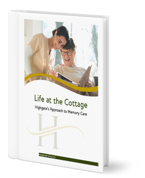 Life at the Cottage Highgates Approach to Memory Care