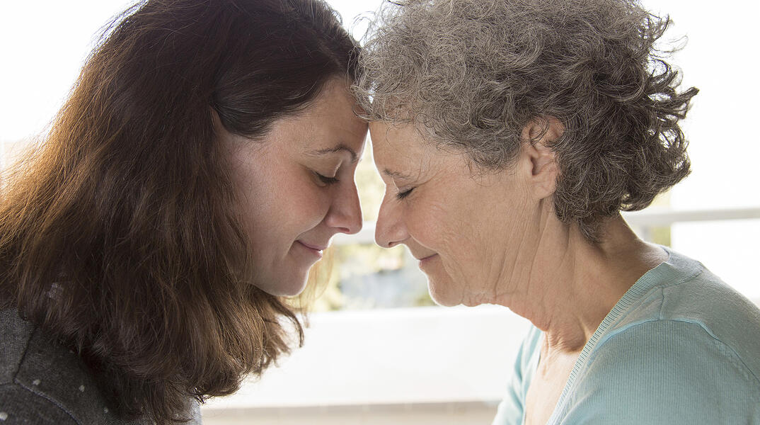 Caregiving for a Parent with Dementia at Home