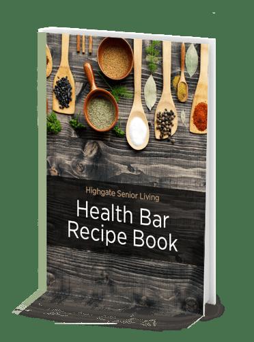 Health Bar Recipe Book