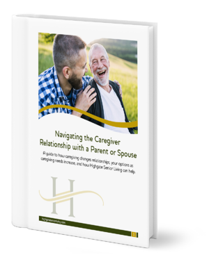 HGE-Navigating the Caregiver Relationship with a Parent or Spouse-BOOK