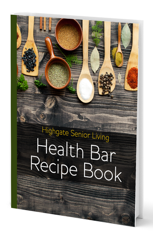 Health Bar Recipe Book