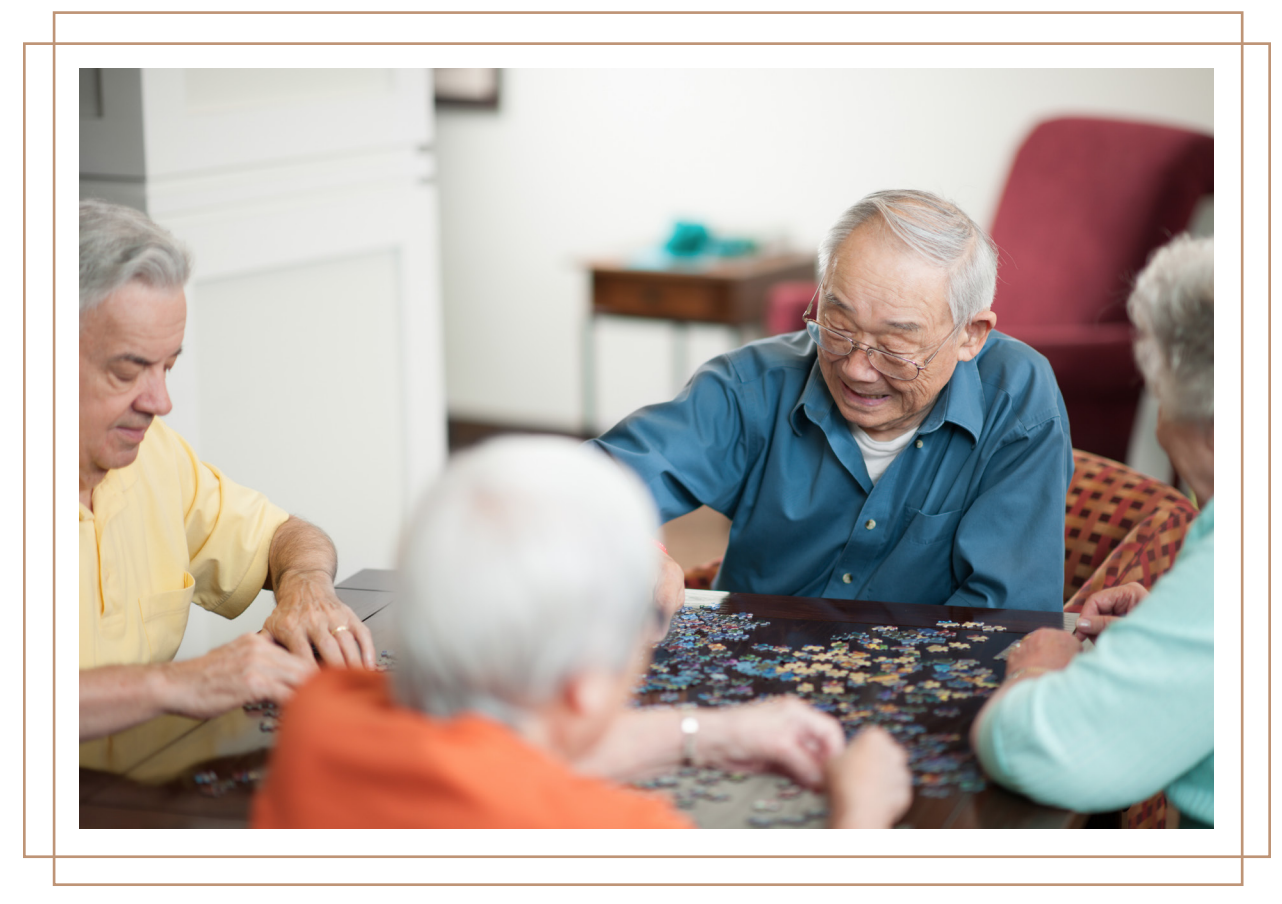 Activities for Memory Care