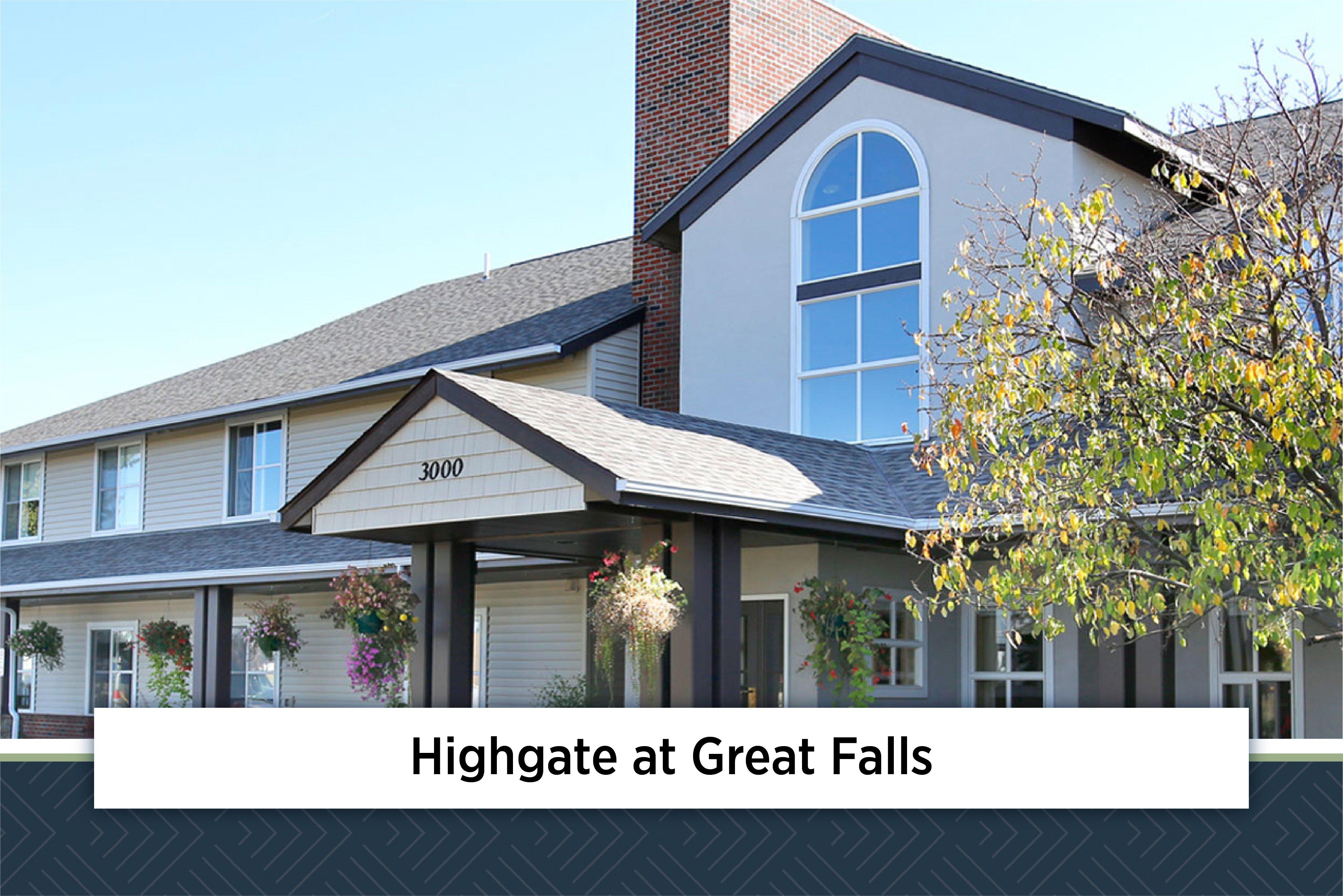 Highgate at Great Falls
